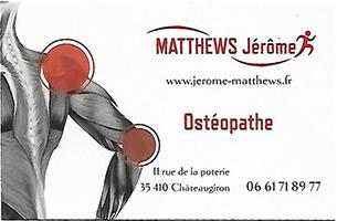 Jerome Matthews